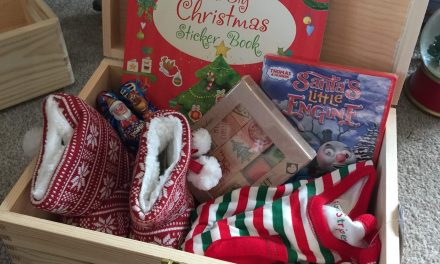 Our Christmas Eve Boxes – What's Inside?