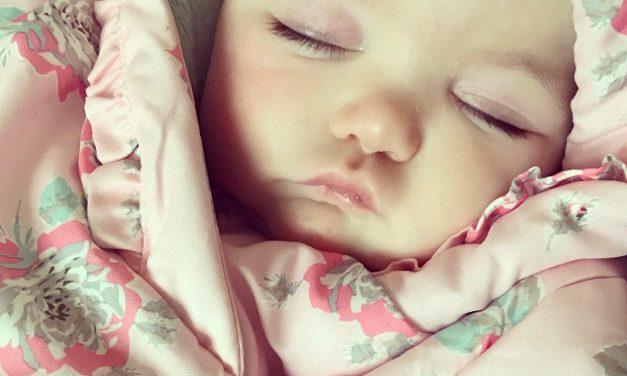 Little Leaps Week 1 – 4 Month Sleep Regression