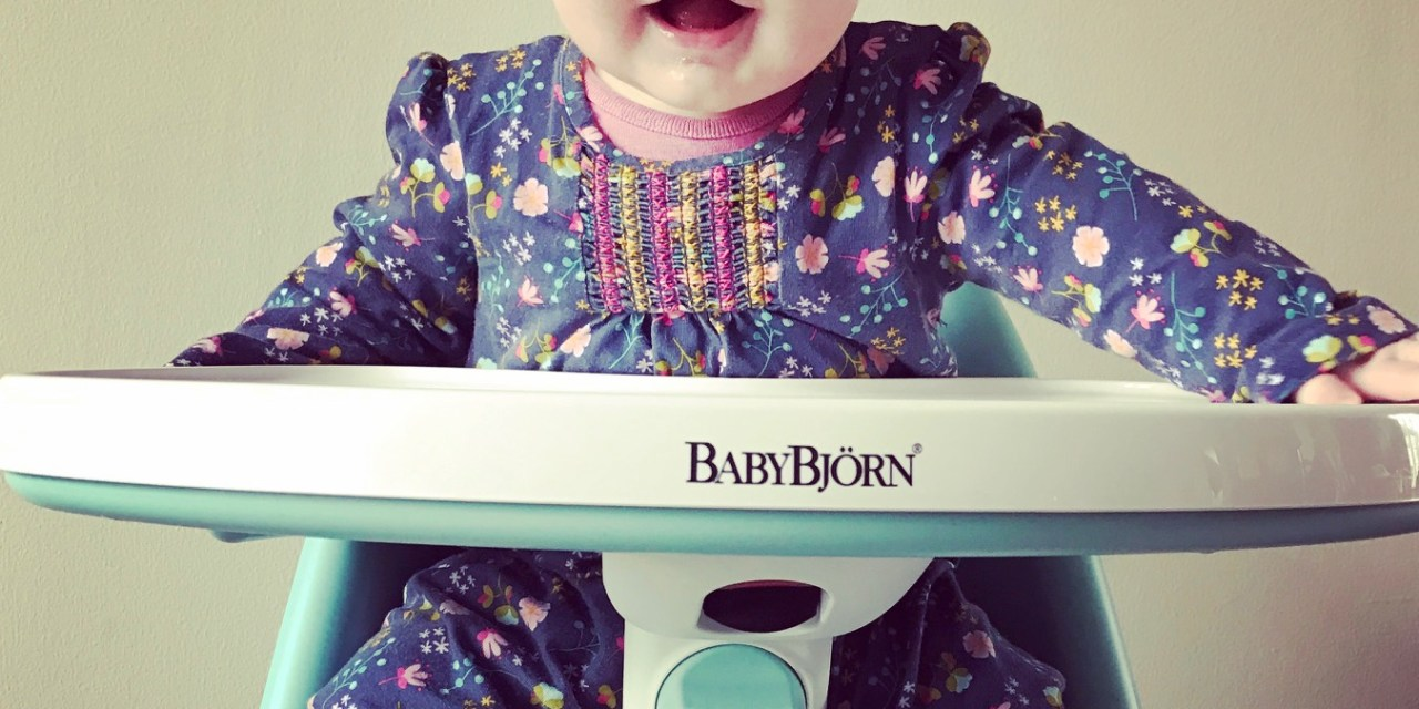 REVIEW – Baby Bjorn High Chair
