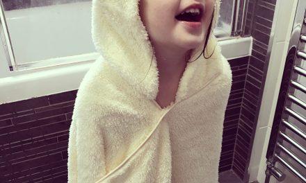 REVIEW – Cuddledry Snuggle Bunny Fun Towel