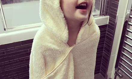 REVIEW – Cuddledry Snuggle Bunny Fun Towel