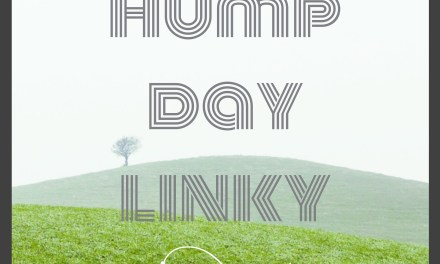 Hump Day Linky 20/9