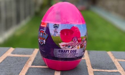 REVIEW & GIVEAWAY – Sambro Easter Craft Egg