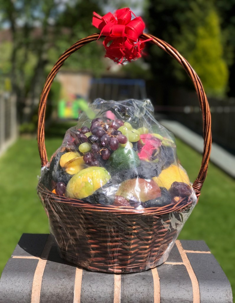 Alternative easter gift guide real mum reviews beautifully presented and with a wide range of themes to chose from these fruit baskets make a fantastic centrepiece for your easter meal negle Gallery