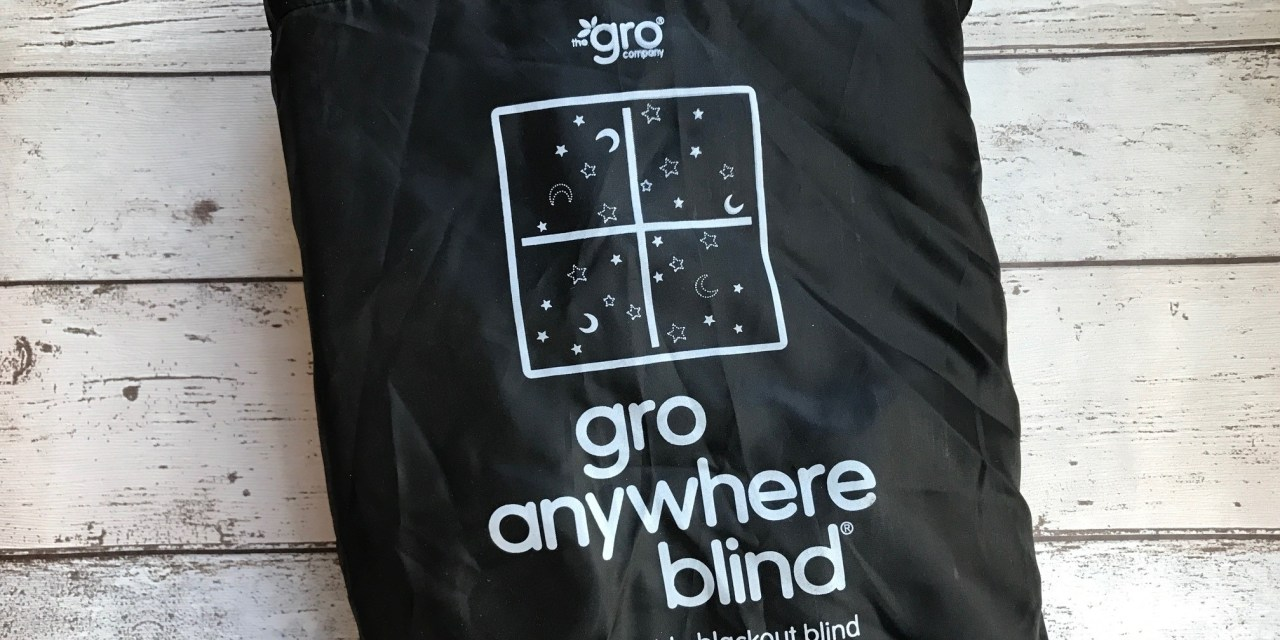 REVIEW – Gro Company Gro Anywhere Blind