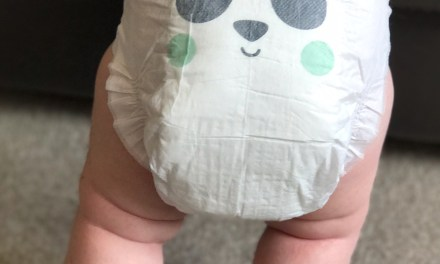 REVIEW – Kit & Kin Eco Friendly Nappies & Skincare