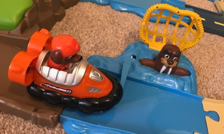 REVIEW – Paw Patrol Roll Patrol Sets