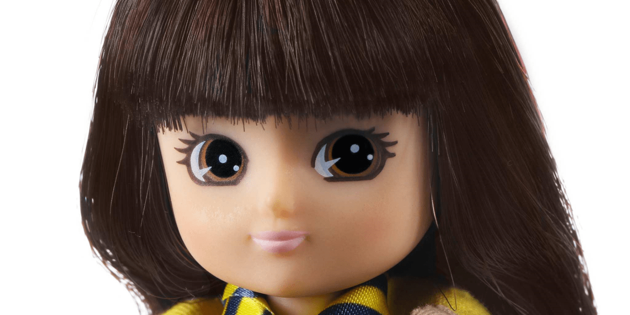 REVIEW & GIVEAWAY – Lottie Brownie Doll