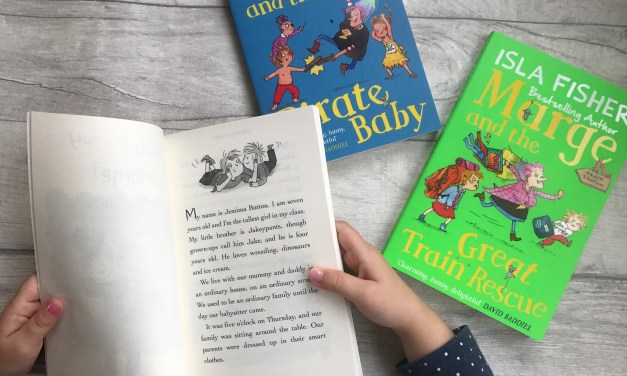 REVIEW & GIVEAWAY – Isla Fisher Children's Books
