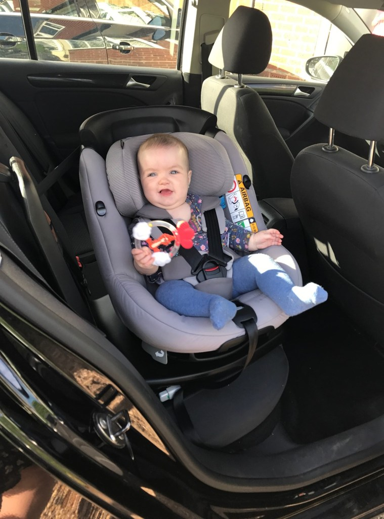 Maxi Cosi Air Car Seat Instructions