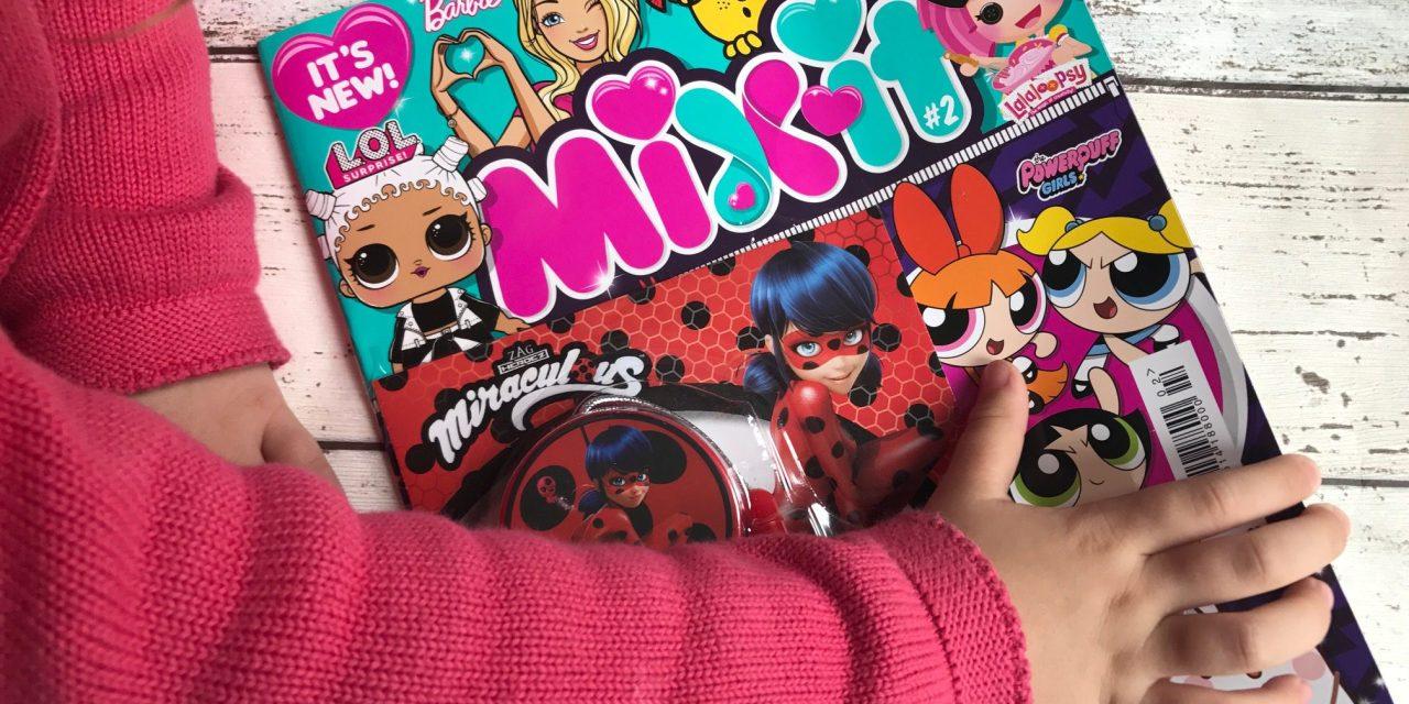 REVIEW – Mix It Magazine