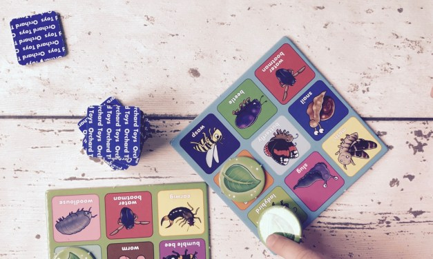 REVIEW – Orchard Games – Little Bug Bingo