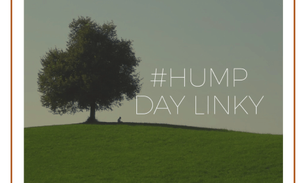 Hump Day Linky 25/10