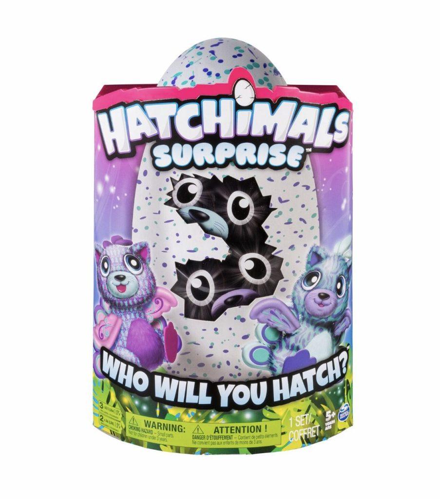 hatchimals surprise packaging