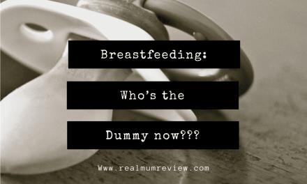 Breastfeeding – Who's the Dummy Now?