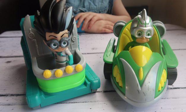 REVIEW – PJ Masks Turbo Blast Racers