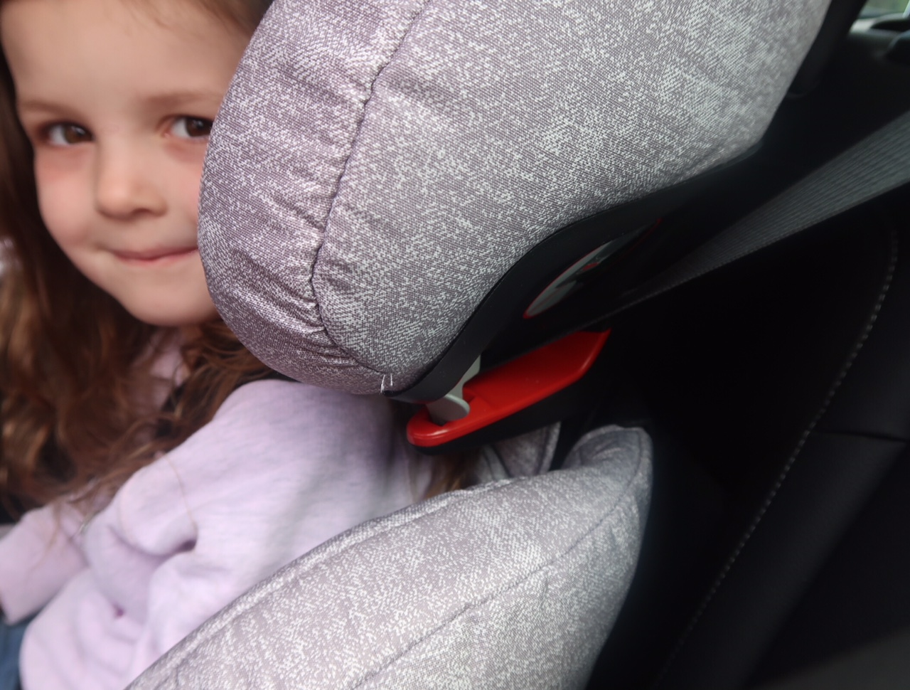 Review Maxi Cosi Rodifix Air Protect Isofix Car Seat Real Mum