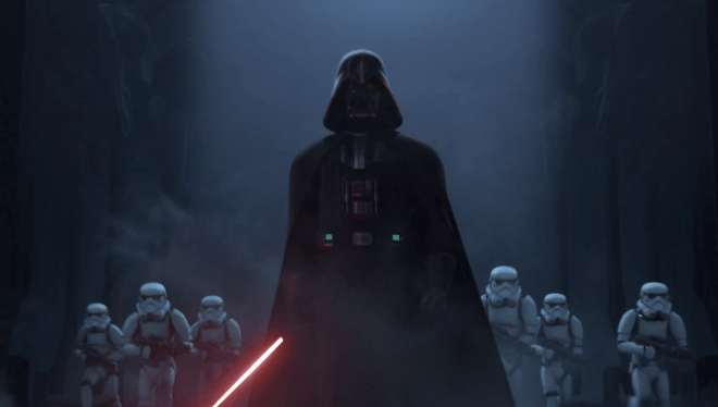 This season of the Star Wars Rebels is going to be nuts