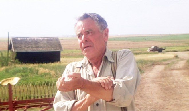 Glen Ford as Jonathan Kent in Superman