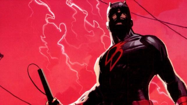 The new look of Daredevil post-Secret Wars
