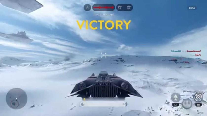 battlefront victory