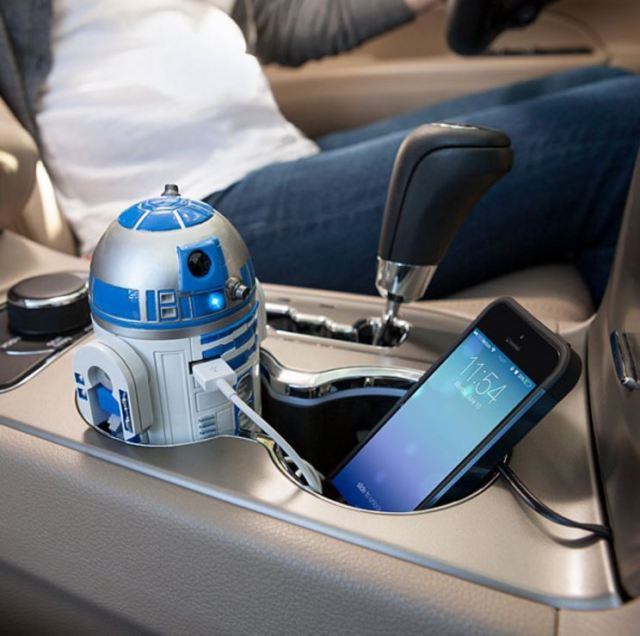 r2d2 phone charger