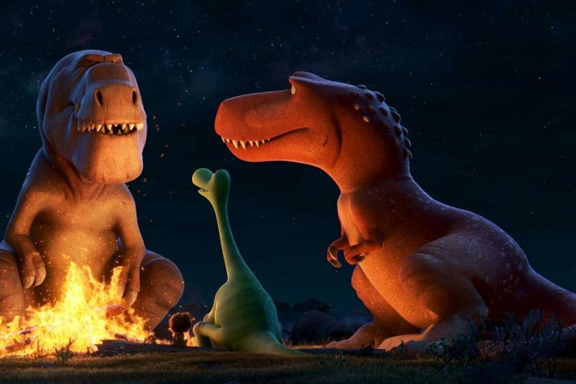 the-good-dinosaur t rex