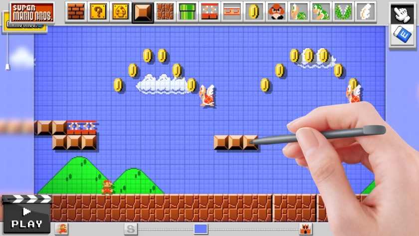 super mario maker creativity 2