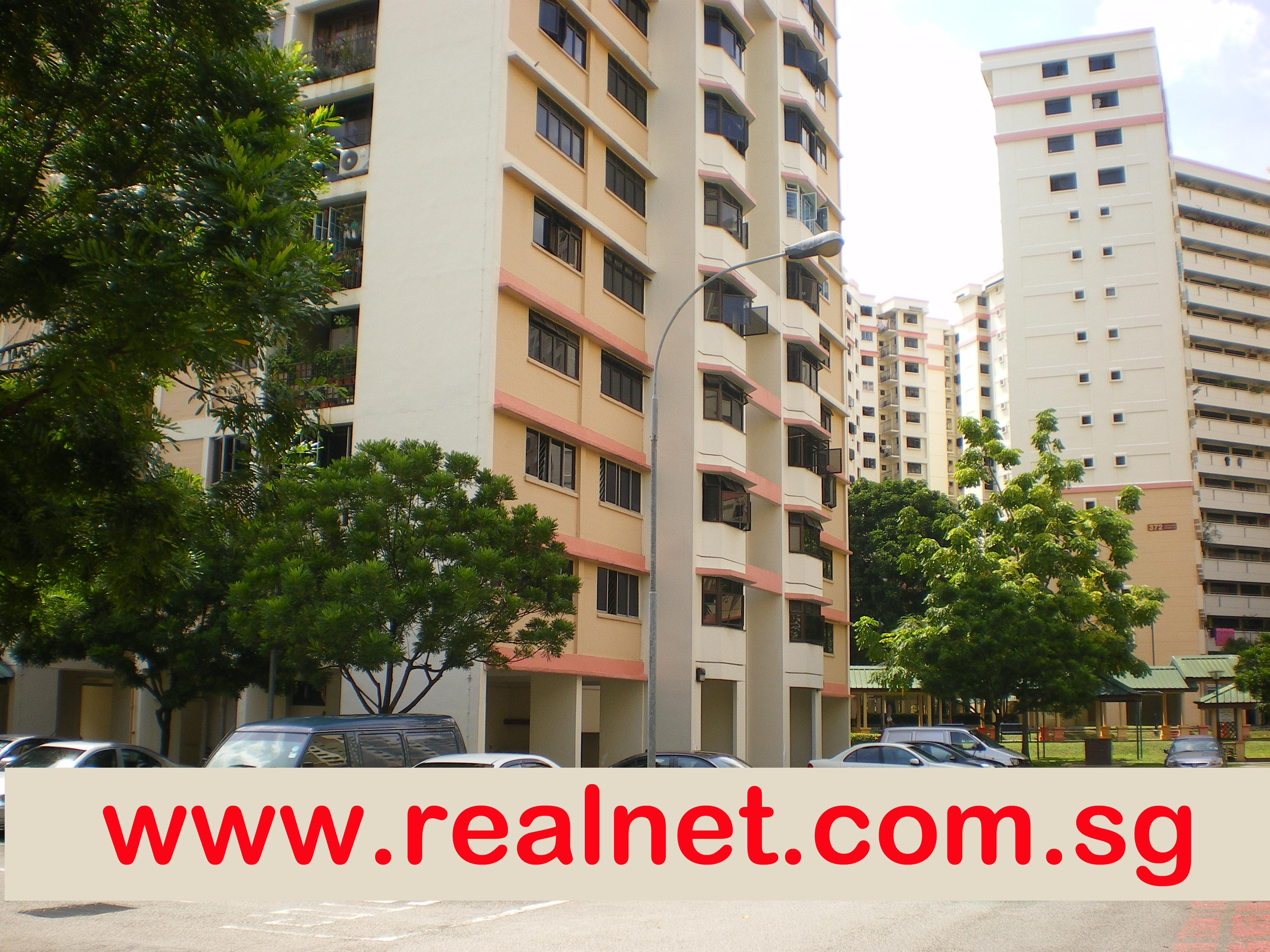 Hougang 4 room flat for rent