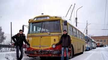 Тролейбус-музей