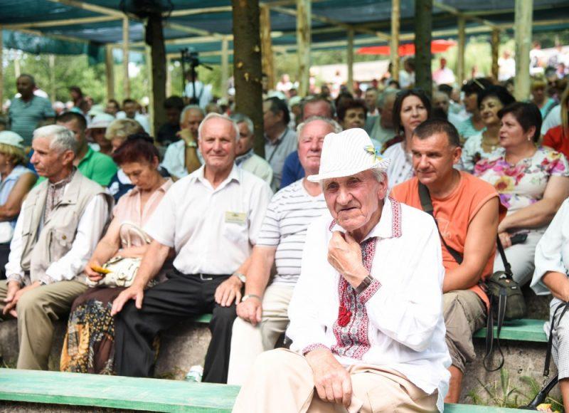 У вісімнадцяте на Тернопільщині відлунали «Дзвони Лемківщини». Фестиваль  вважається однією із найбільш колоритних подій року eaba9e6b1150a