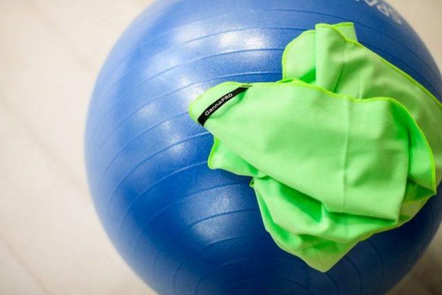 спортивное полотенце ГаннаПро