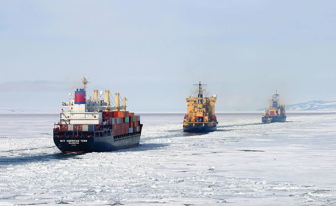 Russia to tighten Arctic shipping requirements