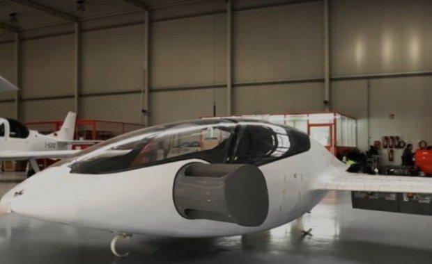 В России разработали электросамолет с вертикальным взлетом