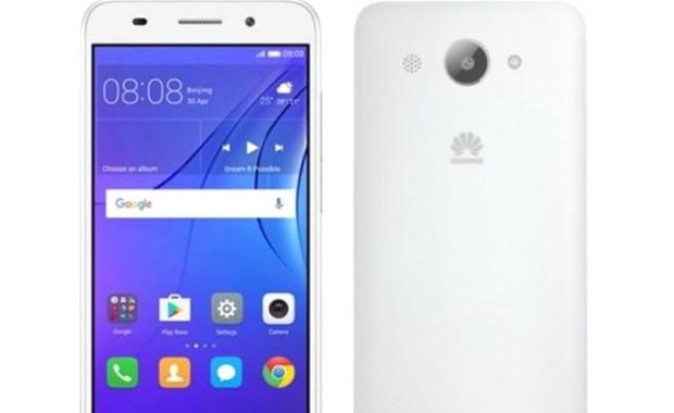 В России стартовали продажи нового смартфона Huawei Y3 2017 за 5 990 рублей