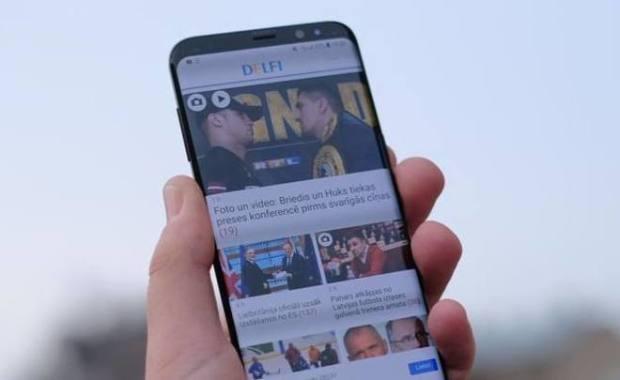 Samsung задержала поставки новых смартфонов Galaxy S8 из-за рекордного спроса