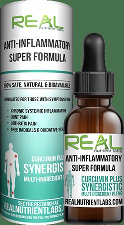 Anti-Inflammatory Super Formula