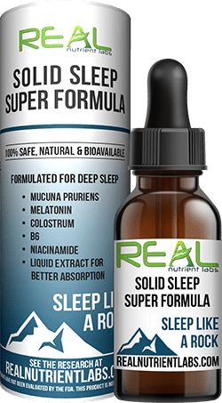Real Nutrient Labs - Solid Sleep Formula