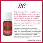 Rc Essential Oil Real Nutritious Living