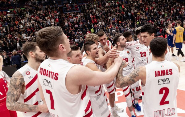 Olimpia Milano | Calendario Eurolega