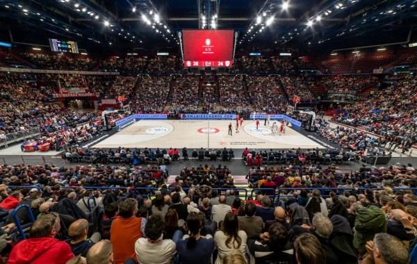 Eurobasket 2021 - Mediolanum Forum