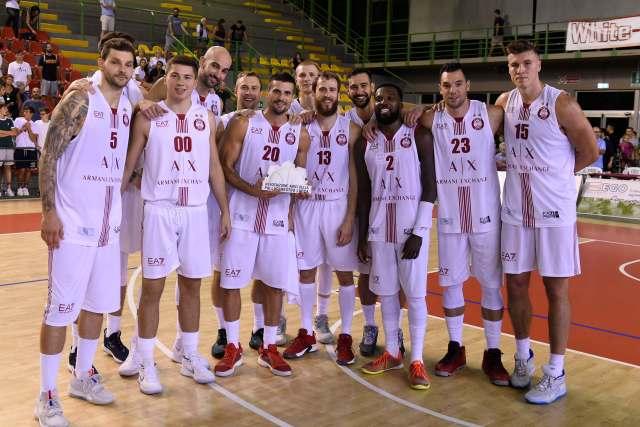 Olimpia Milano dopo Lucca: difesa, Cinciarini e Tarczewski