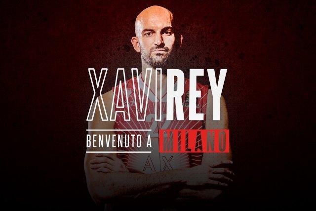 Ufficiale il tesseramento di Xavi Rey. Ecco il contratto