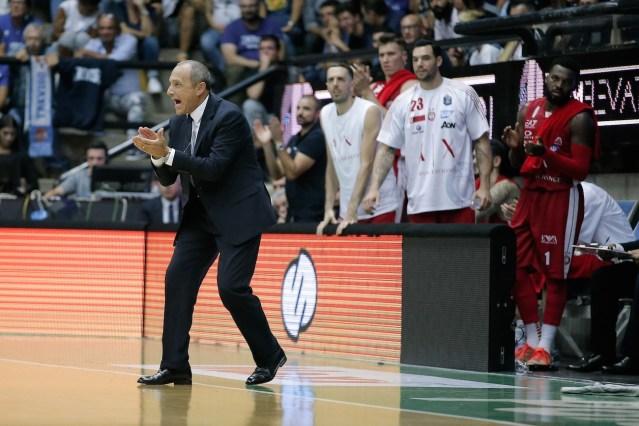 Ettore Messina: Dobbiamo muovere meglio la palla