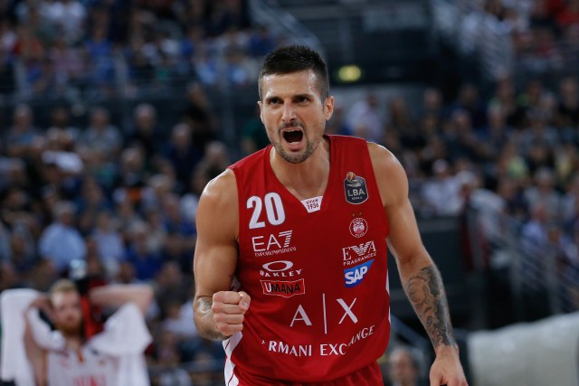 Gazzetta Power Rankings | Olimpia Milano quinta