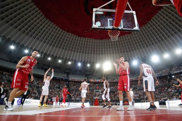 Olimpia Milano vs Roma | Verso il recupero il 3 maggio, ma l'Eurolega…