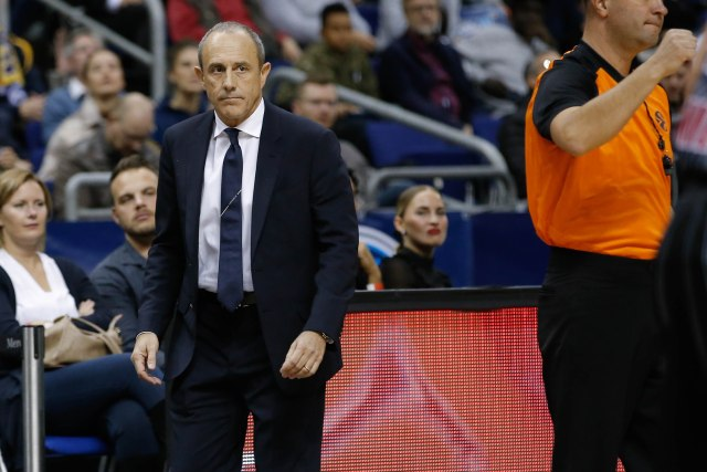 Khimki vs Olimpia Milano | Messina: Difesa, rimbalzi e pazienza in attacco