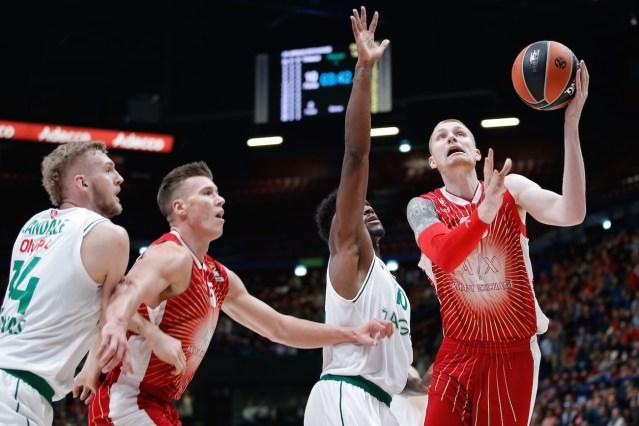 Zalgiris vs Olimpia Milano, EuroLeague lancia il match