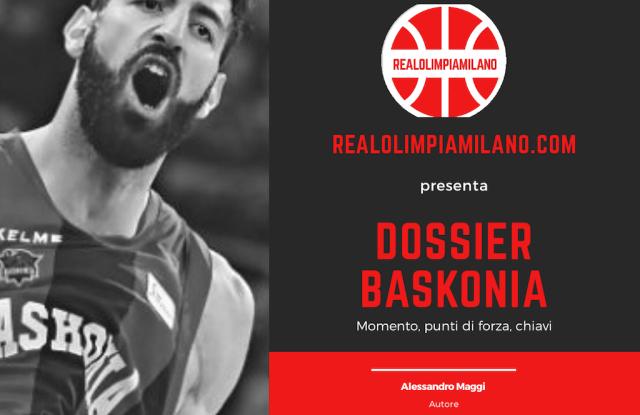 Olimpia Milano vs Baskonia   Il Dossier di una gara ad alta velocità