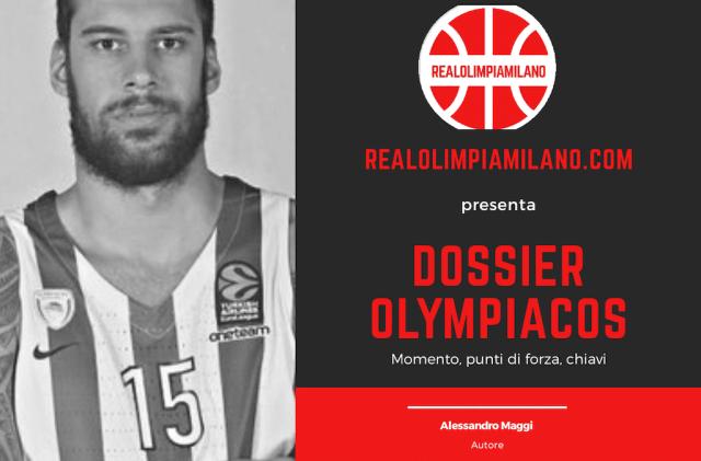 Olympiacos vs Olimpia Milano | Il Dossier di una notte nell'Olimpo